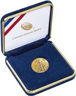 2017 American Eagle 1/10 oz Fine Gold Bullion 5 Dollars Uncirculated