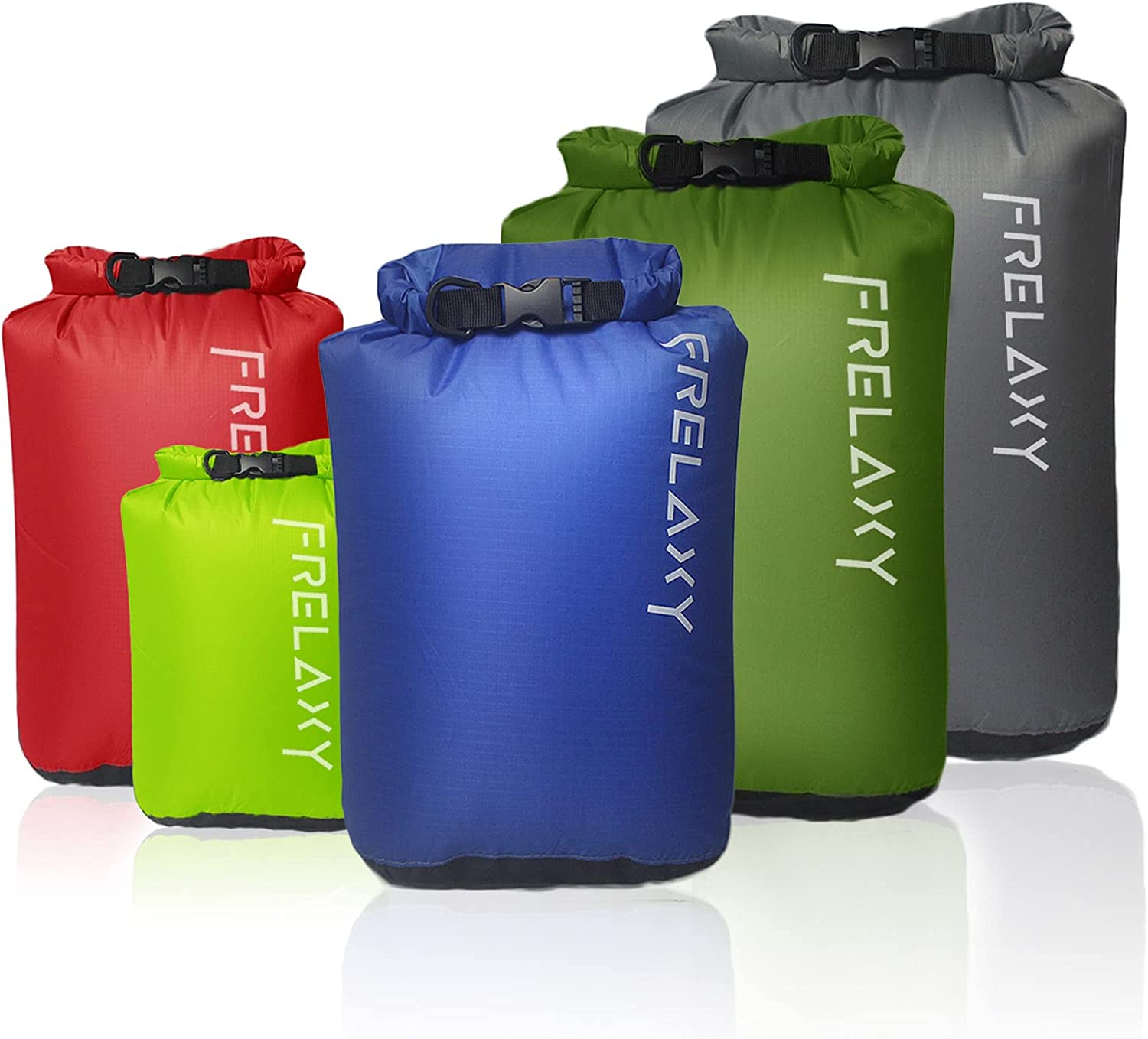Award Frelaxy Waterproof Dry Sack 3-Pack Ultralight 5-Pack Challenge the lowest price Bags