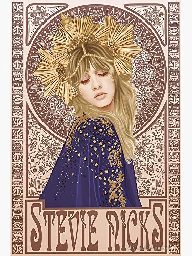 unity One Poster Stevie Nicks Poster 12 x 12 inch Poster Rolled