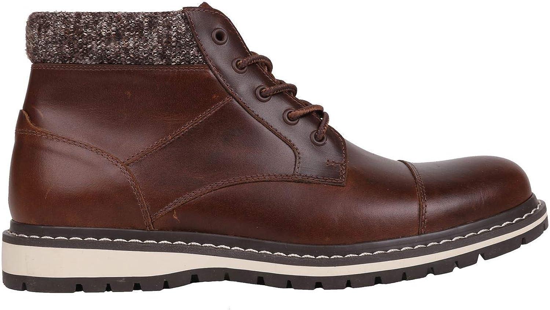 Firetrap Aubin Bottines Hommes Chameau Chaussures Chaussures