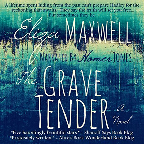 The Grave Tender audiobook cover art