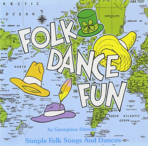 Folk Dance Fun / Georgina Stewart