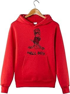 Lil Peep Hell Boy Falling Down Hoodies Sweatshirt Black White Multicolored Colorful Cotton Unisex R.I.P Cry Baby 1