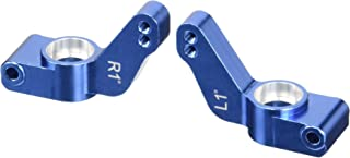 ST Racing Concepts ST3652-T1B Aluminum 1-Degree Toe-in Rear Hub Carriers (Blue)