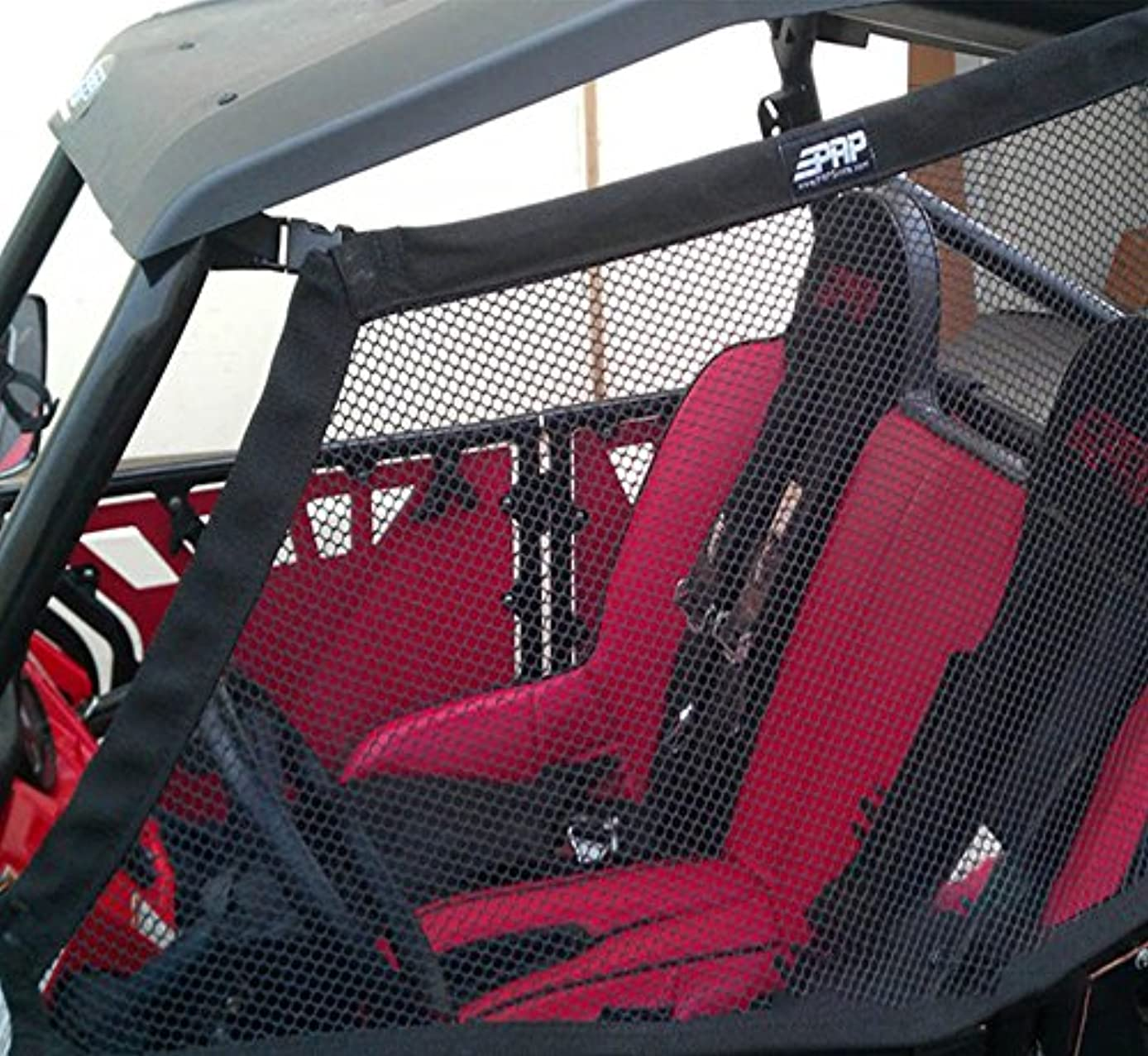 PRP Seats W10 Window Nets for a RZR 570, 800, 900 with stock Cage and Pro Armor doors