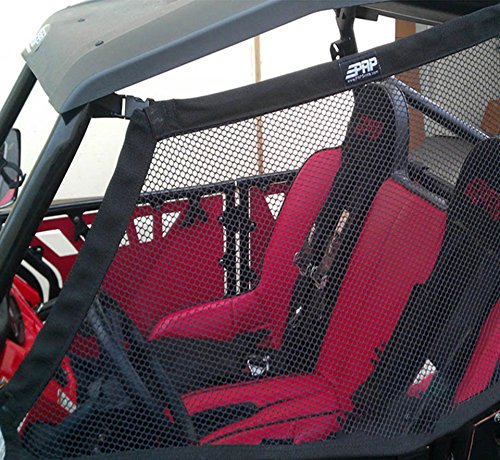 PRP Seats W10 Window Net (for a RZR 570, 800, 900 with stock Cage and Pro Armor doors)