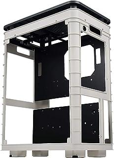 InWin Alice Open Air ATX Mid Tower با روکش ضد گرد و غبار - شاسی کامپیوتر مخصوص بازی برای میز آزمایش و مورد HTPC