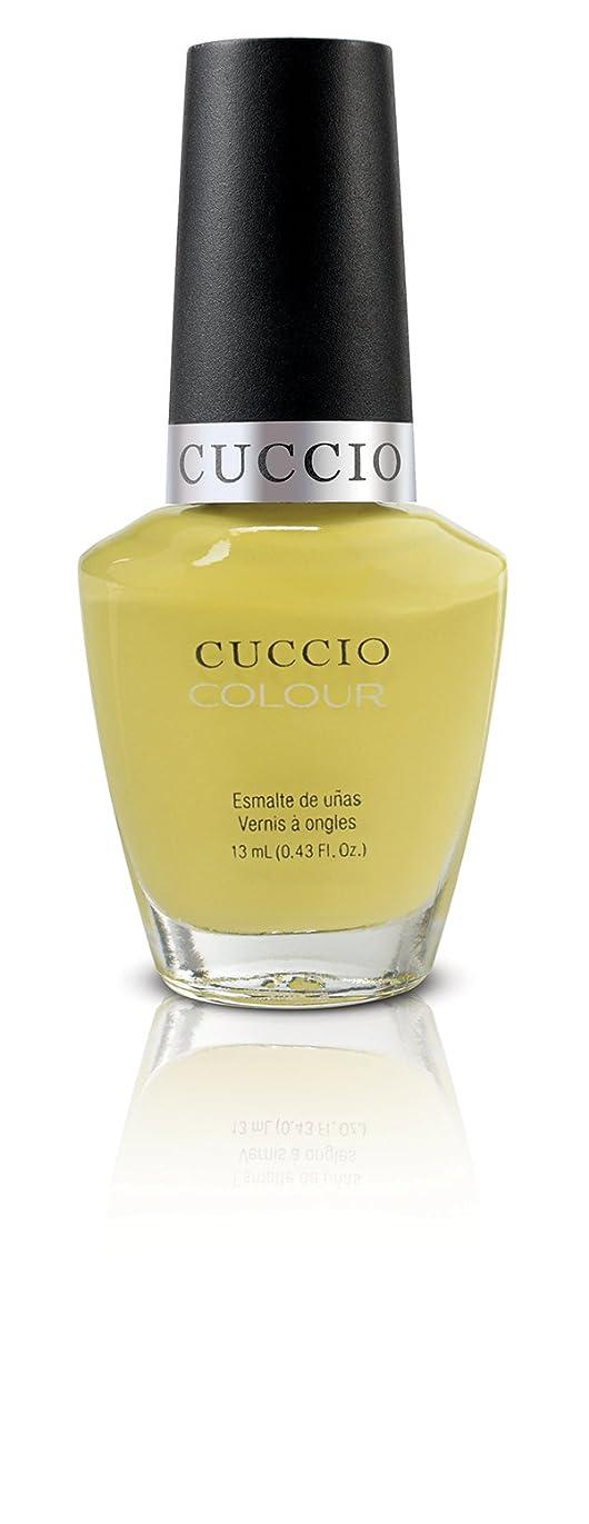インディカ乳白性能Cuccio Colour Gloss Lacquer - Good Vibrations - 0.43oz / 13ml