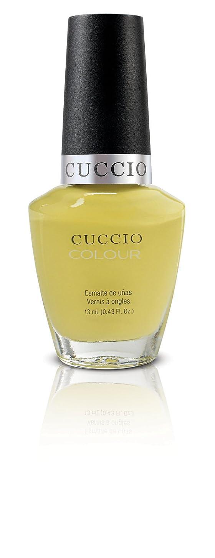 オペラ虚偽必要ないCuccio Colour Gloss Lacquer - Good Vibrations - 0.43oz / 13ml