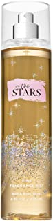 Bath and Body Works in The Stars Fine Fragrance Mist (Limited Edition) 8 Fluid Ounce, clear