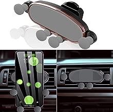 Universal Smartphone Car Air Vent Mount Holder Cradle (Rose Gold)