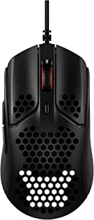 HyperX Pulsefire Haste Gaming Mouse – Ultra Lightweight, 59g, Hex Design, Honeycomb Shell, Hyperflex Cable, Up to 16000 DP...