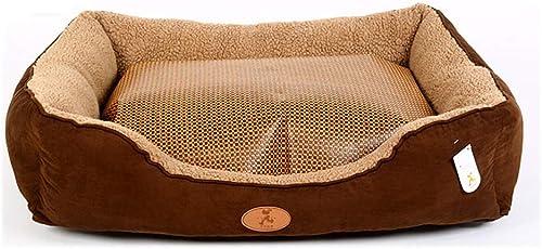 en venta en línea MXD Kennel Medium Large Dog Indoor Dog House Cool Cool Cool Pet Bed Four Seasons Universal (Talla   M)  descuento online