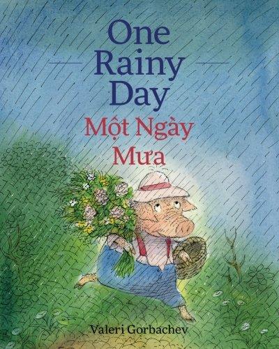 One Rainy Day / Mot Ngay Mua: Babl Children's Books in Vietnamese and English