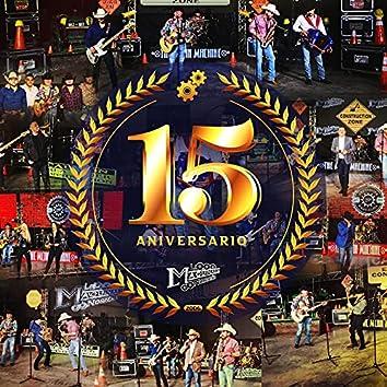 15 ANIVERSARIO (En Vivo)
