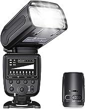 Powerextra Flash Speedlite, 2.4G Wireless Flash Trigger Transmitter Kit for CA Nikon Panasonic Olympus Pentax and Sony DSL...