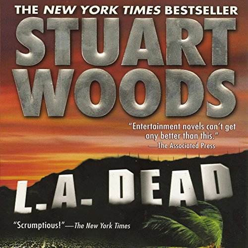 L.A. Dead audiobook cover art