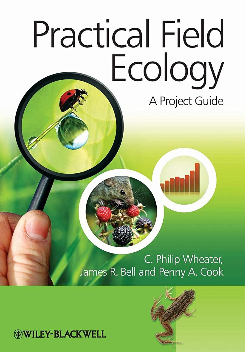セントどれ勧めるPractical Field Ecology: A Project Guide
