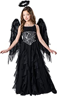 InCharacter Costumes Dark Angel Costume, One Color, Size 14