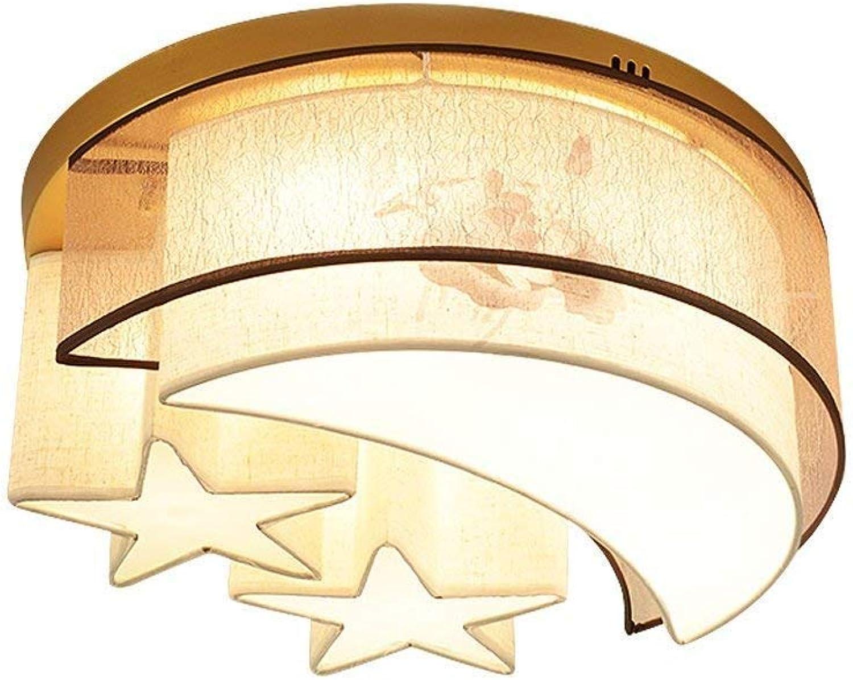 Oudan Sache der Lampen im Decken-Haus-Haus-Studien-Glühlampe-Lampen-Lampen-einfachem Kind Kind Kind kreativem modern (Farbe   -, Größe   -) B07M8SPX13   Niedriger Preis und gute Qualität  3927cb