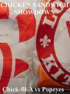 Chicken Sandwich Showdown: Chick-fil-A vs Popeyes