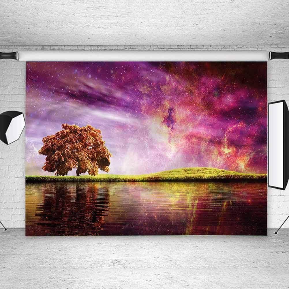 8x8FT Vinyl Photo Backdrops,Ancient,Dark Shadows Stone Portico Photoshoot Props Photo Background Studio Prop
