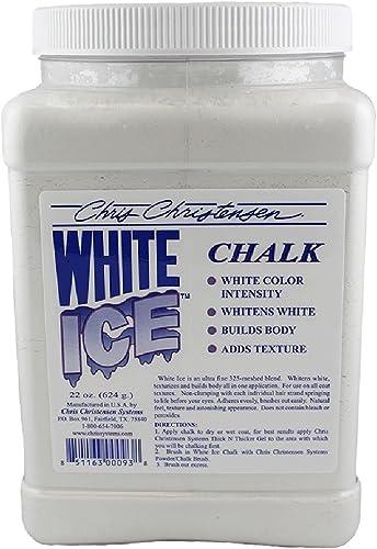 Blanc Ice Chalk 615G By Chris Christensen