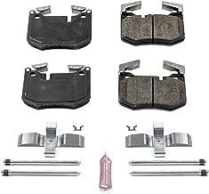 Power Stop Z23-1807, Z23 Evolution Sport Carbon-Fiber Ceramic Rear Brake Pads