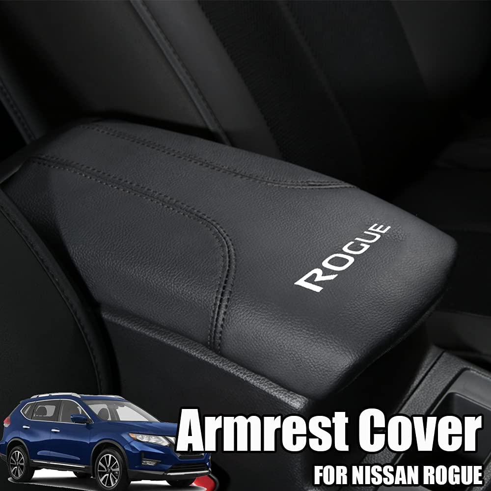 Great-luck Leather Center Console Cover Pad Ar Armrest Protector 1 year warranty online shop