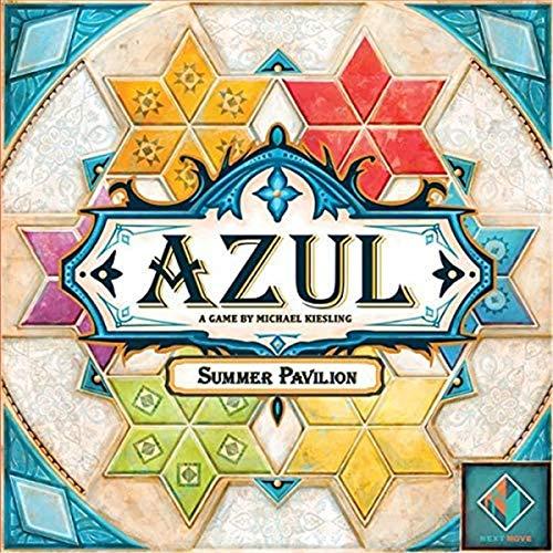 AZUL Brettspiel Englische Version der Sommerpavillon Fliesen Geschichte Nächster Zug Spielzeug