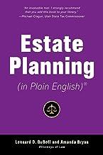 Estate Planning (in Plain English)