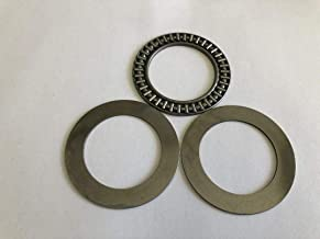 1 Set of AXK3552 Thrust Needle Bearing 35 x 52 x 2 mm with 2 Washers #BSSTM