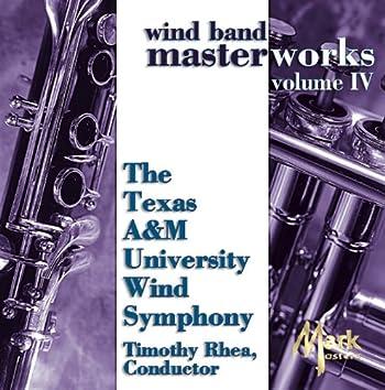 Wind Band Masterworks, Vol. 4