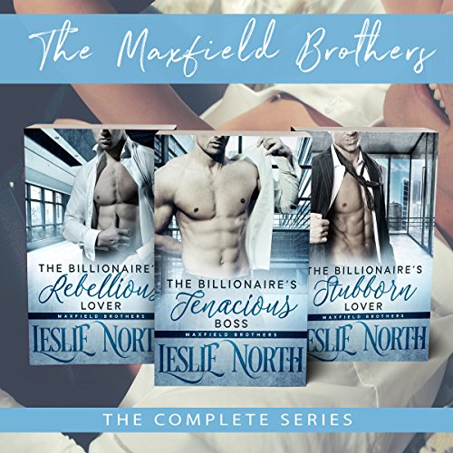 The Maxfield Brothers: The Complete Series audiobook cover art