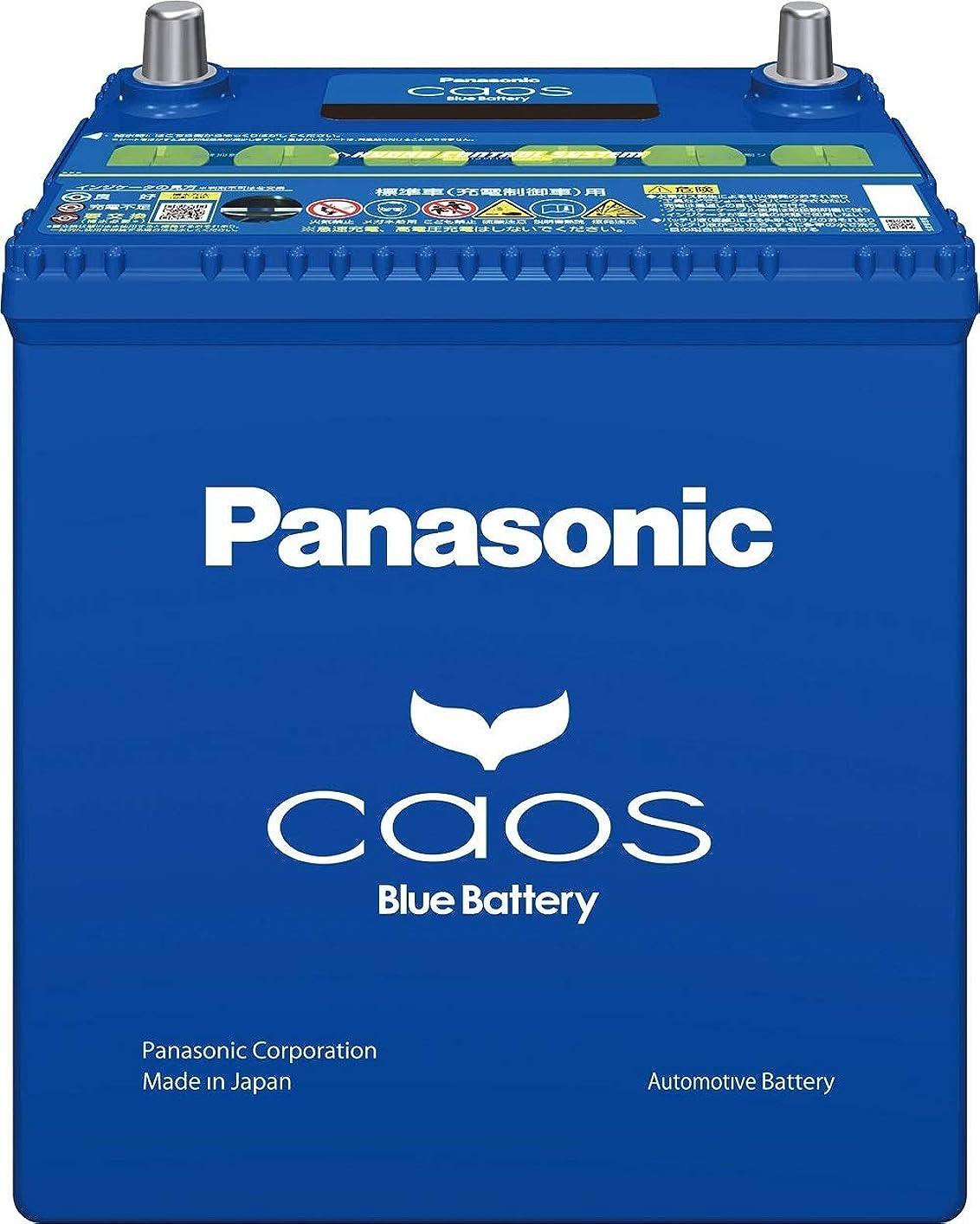顕微鏡強い多数のPanasonic (パナソニック) 国産車バッテリー Blue Battery カオス 標準車(充電制御車)用 N-100D23L/C7