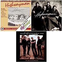 The Highwaymen: Complete Studio Album Discography - 3 CDs (Highwayman / Highwayman 2 / The Road Goes On Forever)