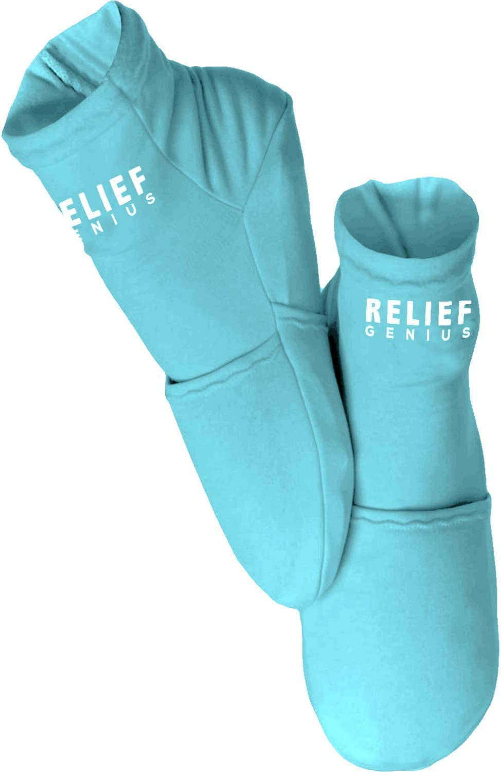 Relief Genius Cold Therapy Special price for a limited time Socks with Gel ice Recommended - A Packs Reusable
