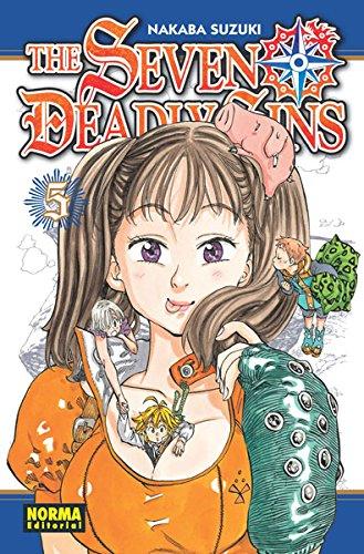 THE SEVEN DEADLY SINS 05 (Manga - Seven Deadly Sins)