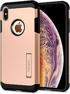 Spigen Tough Armor Designed for Apple iPhone Xs MAX Case (2018) - Blush Gold