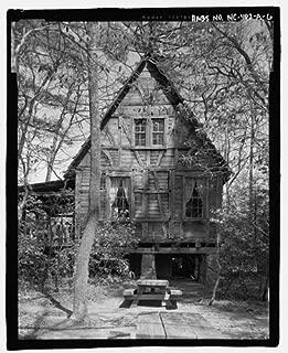 HistoricalFindings Photo: Biltmore Forestry School,Cantrell Creek Lodge,Brevard,Transylvania County,NC,4