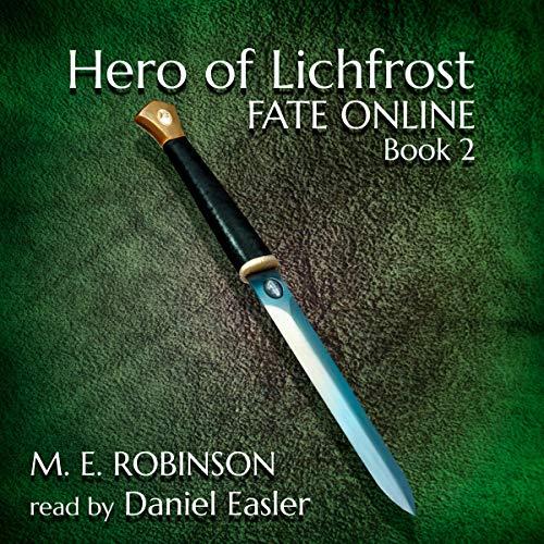Hero of Lichfrost cover art