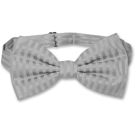 Color Striped Bow