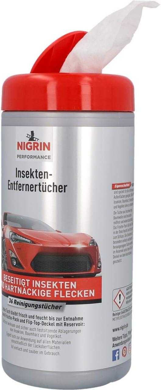 Nigrin 71502 Insektenschwamm Auto