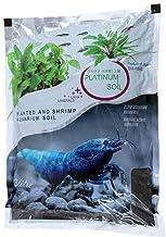 Foodie Puppies Platinum Aquarium Planted and Shrimp Aquarium Substrate Plant Soil with Free Pop- Up (3L, Pack of 1)