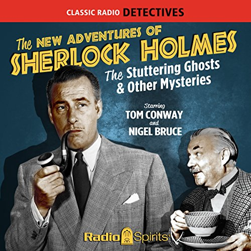Couverture de The New Adventures of Sherlock Holmes