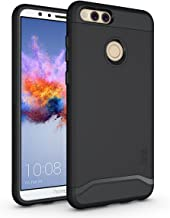 Honor 7X / Mate SE Case, TUDIA Slim-Fit HEAVY DUTY [MERGE] EXTREME Protection / Rugged but Slim Dual Layer Case for Huawei...