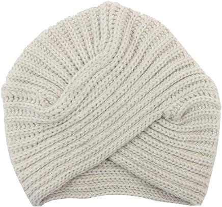 888bb284 Lookatool LLC Women's 1Pcs Ladies Warm Winter Knitted Crochet Beanie Hat Cap  Free Size 10#