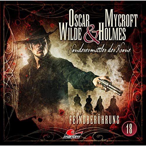 Feindberührung     Oscar Wilde & Mycroft Holmes - Sonderermittler der Krone 18              By:                                                                                                                                 Oscar Wilde,                                                                                        Jonas Maas                               Narrated by:                                                                                                                                 Sascha Rotermund,                                                                                        Reent Reins,                                                                                        Holger Löwenberg,                   and others                 Length: 1 hr and 15 mins     Not rated yet     Overall 0.0