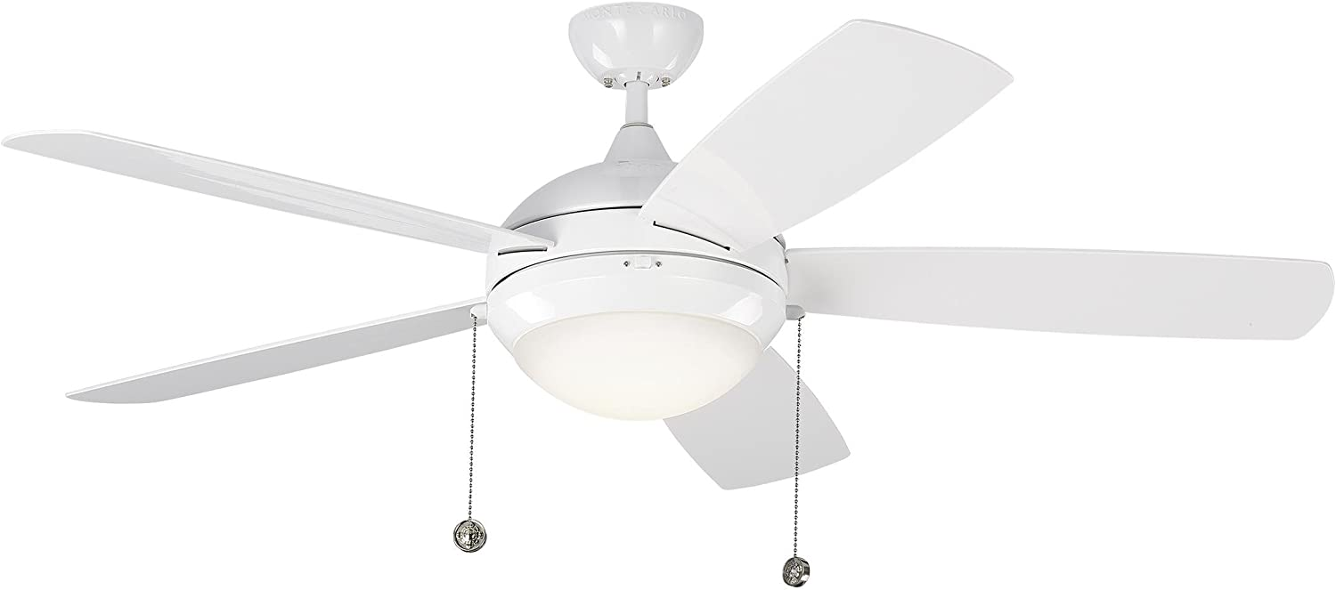 Monte Carlo Ranking TOP7 5DIW52WHD Transitional 52``Ceiling O Discus from Fan Chicago Mall