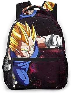 Boys Grils Backpck Back To School Gift - Goku Ultra Instinct Mastered Dragon Ball Super Shoulder Bag School Daypack Backpack Travel Hiking Bag & Day Pack, Casual Daypack Climbing Shoulder Bag